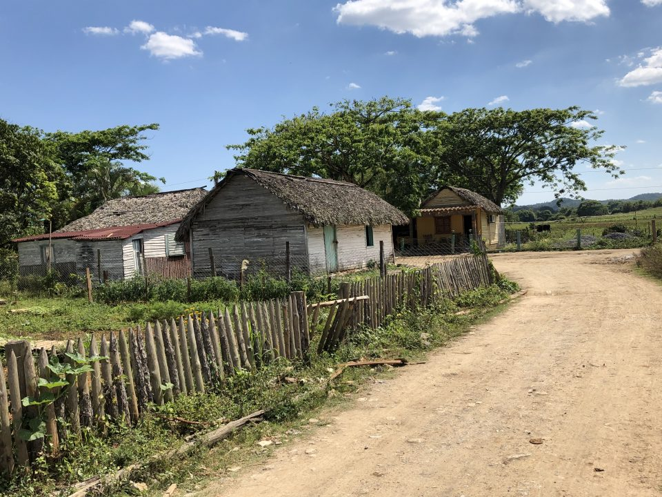 Cottages in Viñales